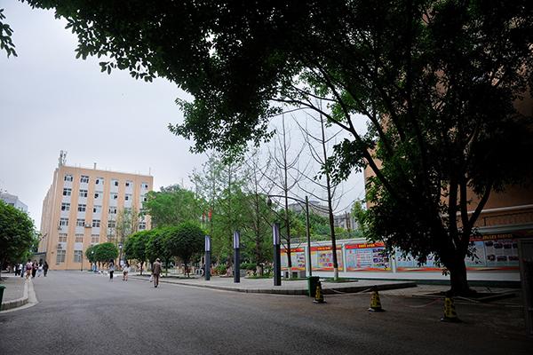 成都地铁学校
