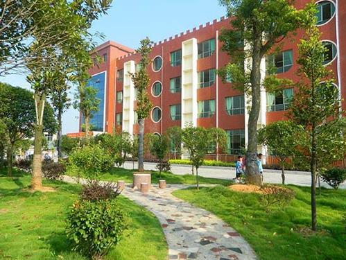 重庆万州职业教育中心