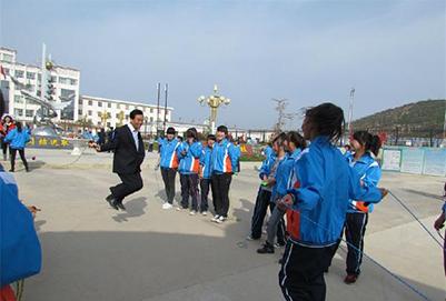 甘肃省宁县职业技术学校