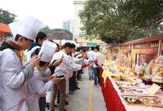 广西烹饪学校